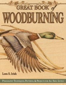 Great Book of Woodburning, Paperback Book