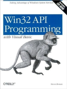 Win32 API Programming with Visual Basic, Mixed media product Book