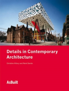 Details of Contemporary Architecture, Hardback Book