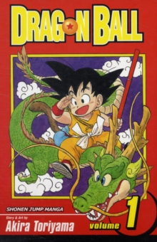 Dragon Ball, Vol. 1, Paperback Book