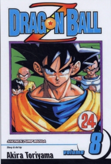 Dragon Ball Z, Vol. 8, Paperback Book