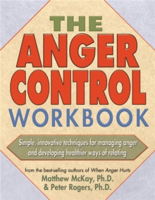 The Anger Control Workbook, Paperback Book