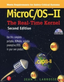 MicroC/OS-II : The Real Time Kernel, Hardback Book