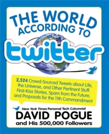 World According To Twitter, Paperback Book