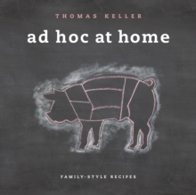 Ad Hoc at Home, Hardback Book