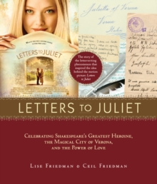 Letters to Juliet, Paperback Book