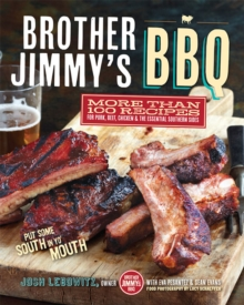 Brother Jimmy's BBQ, Paperback / softback Book
