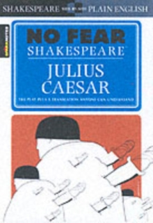 Julius Caesar (No Fear Shakespeare), Paperback Book
