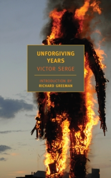 Unforgiving Years, Paperback Book