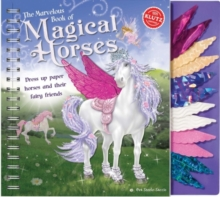 The Marvelous Book of Magical Horses, Mixed media product Book