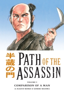 Path Of The Assassin Volume 3: Comparison Of A Man, Paperback / softback Book