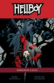 Hellboy Volume 8: Darkness Calls, Paperback Book