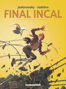 Final Incal, Hardback Book