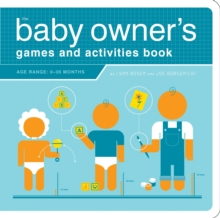 Baby Owner's Games and Activities Book, Paperback Book