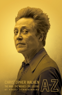 Christopher Walken A To Z, Paperback Book