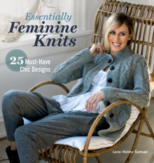 Essentially Feminine Knits, Paperback Book