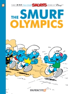 Smurfs #11: The Smurf Olympics, The, Paperback Book