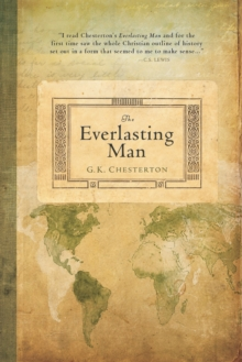 The Everlasting Man, Paperback Book