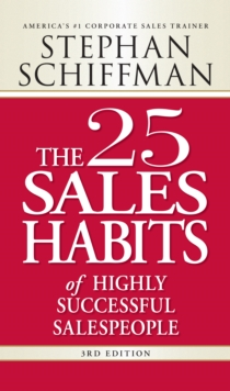 The 25 Sales Habits of Highly Successful Salespeople, Paperback Book