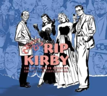 Rip Kirby, Vol. 4 1954-1956, Hardback Book