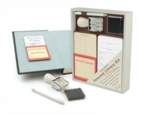 Personal Library Kit, Organizer Book