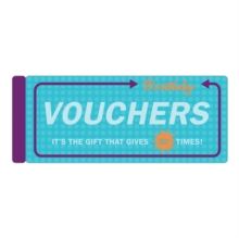 Knock Knock Birthday Vouchers, Other printed item Book