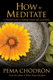 How to Meditate : A Practical Guide to Making Friends with Your Mind, Hardback Book