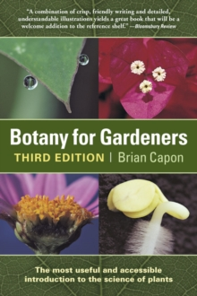 Botany for Gardeners, Paperback Book