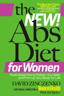 The New Abs Diet for Women, Hardback Book