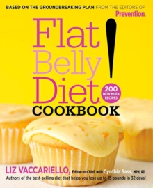 Flat Belly Diet! Cookbook, Hardback Book