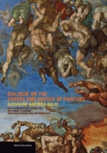 Dialogue on the Errors and Abuses of Painters, Paperback Book