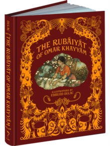 The Rubaiyat of Omar Khayyam, Hardback Book