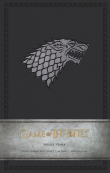 Game of Thrones: House Stark Hardcover R, Hardback Book