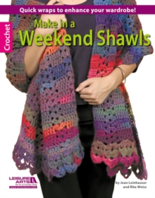 Make in a Weekend Shawels, Paperback Book