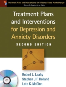 Treatment Plans and Interventions for Depression and Anxiety Disorders, 2e, Paperback Book