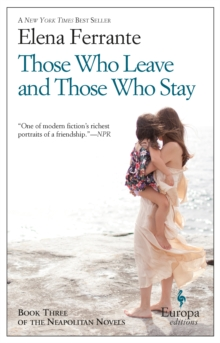 Those Who Leave And Those Who Stay, Paperback / softback Book