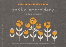 Zakka Embroidery, Paperback / softback Book