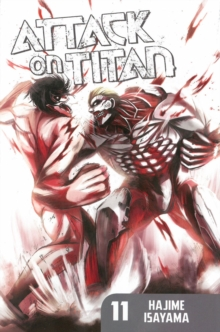 Attack On Titan 11, Paperback Book