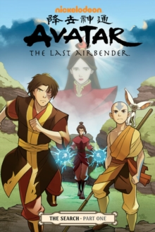Avatar: The Last Airbender# The Search Part 1, Paperback Book