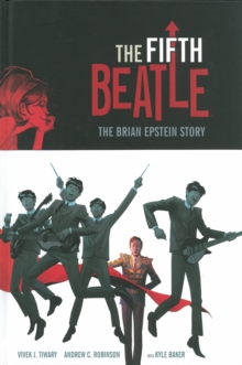 Fifth Beatle: The Brian Epstein Story, Hardback Book