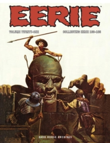 Eerie Archives Volume 21, Hardback Book