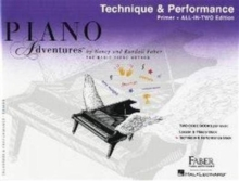 Piano Adventures : Technique And Performance Book - Primer Level, Paperback / softback Book