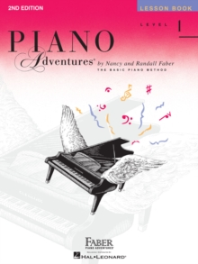 Piano Adventures : Lesson And Theory Book - Level 1 (Book Only), Paperback / softback Book