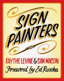 Sign Painters, Paperback Book