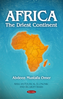 Africa : The Driest Continent, Paperback / softback Book