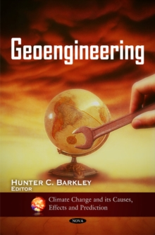 Geoengineering, Hardback Book