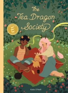 The Tea Dragon Society, Paperback Book