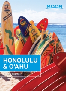 Moon Honolulu & Oahu (8th ed), Paperback / softback Book