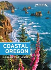 Moon Coastal Oregon (Seventh Edition)