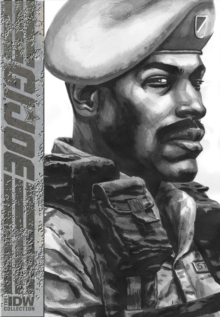 G.I. Joe The Idw Collection Volume 6, Hardback Book
